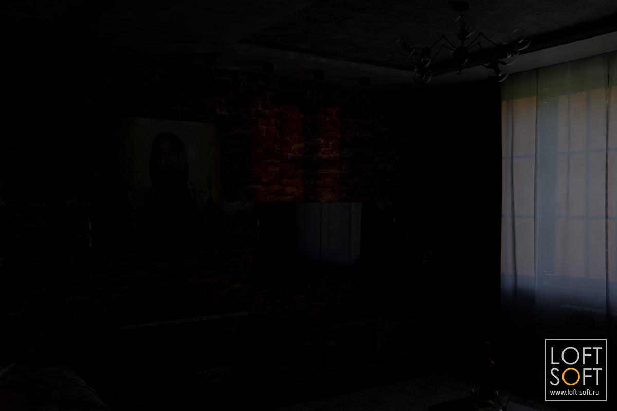 Комната в темноте