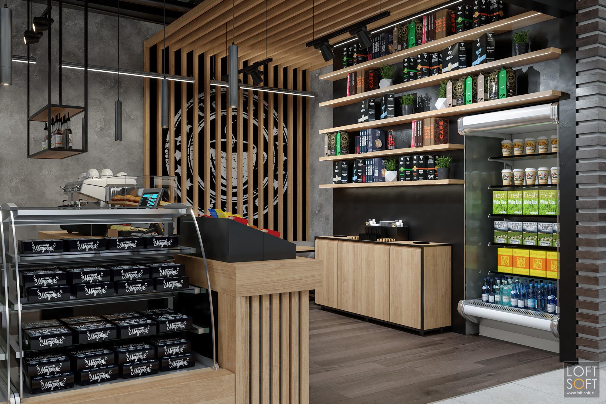 Заказать дизайн кафе ресторана