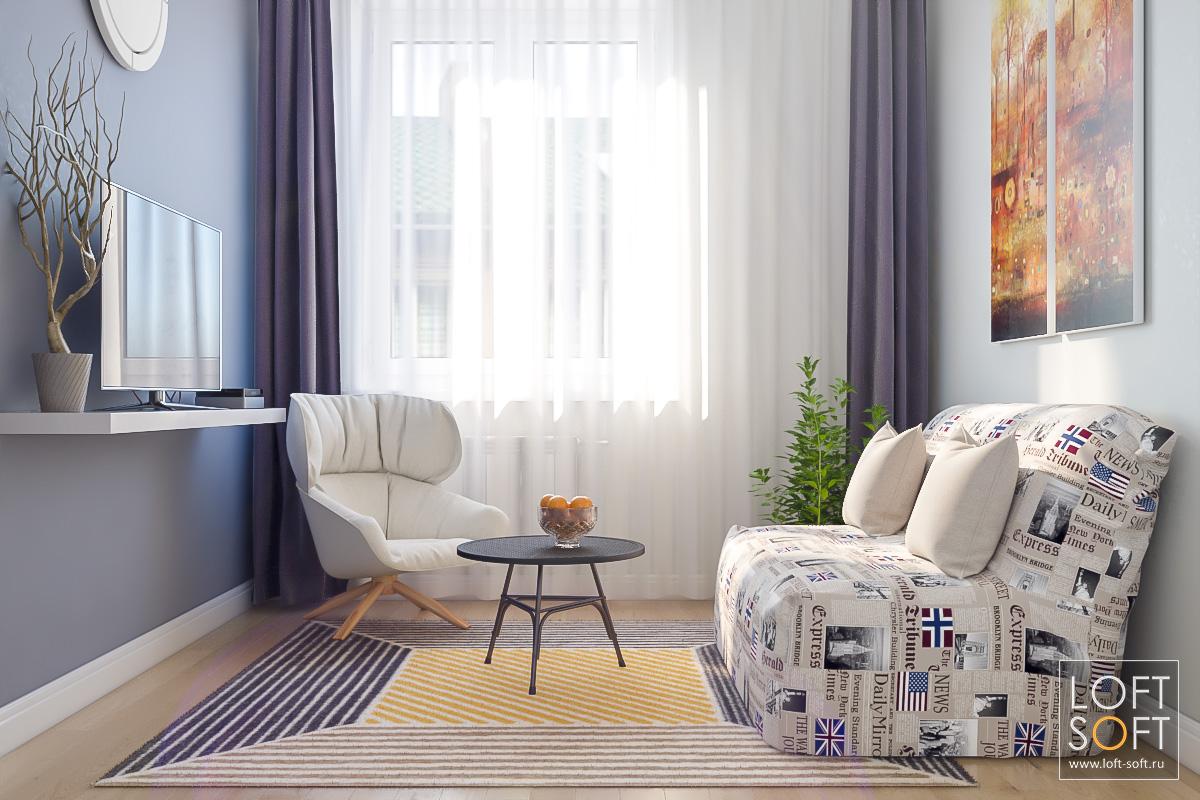Дизайн гостевой комнаты. Что сделать вмаленькой комнате.