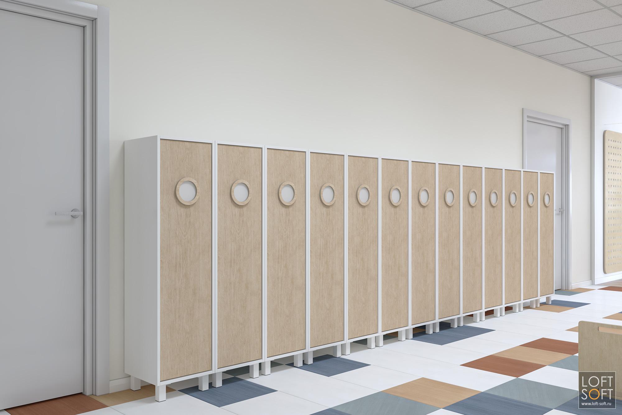 Дизайн иразработка мебели для детского пространства