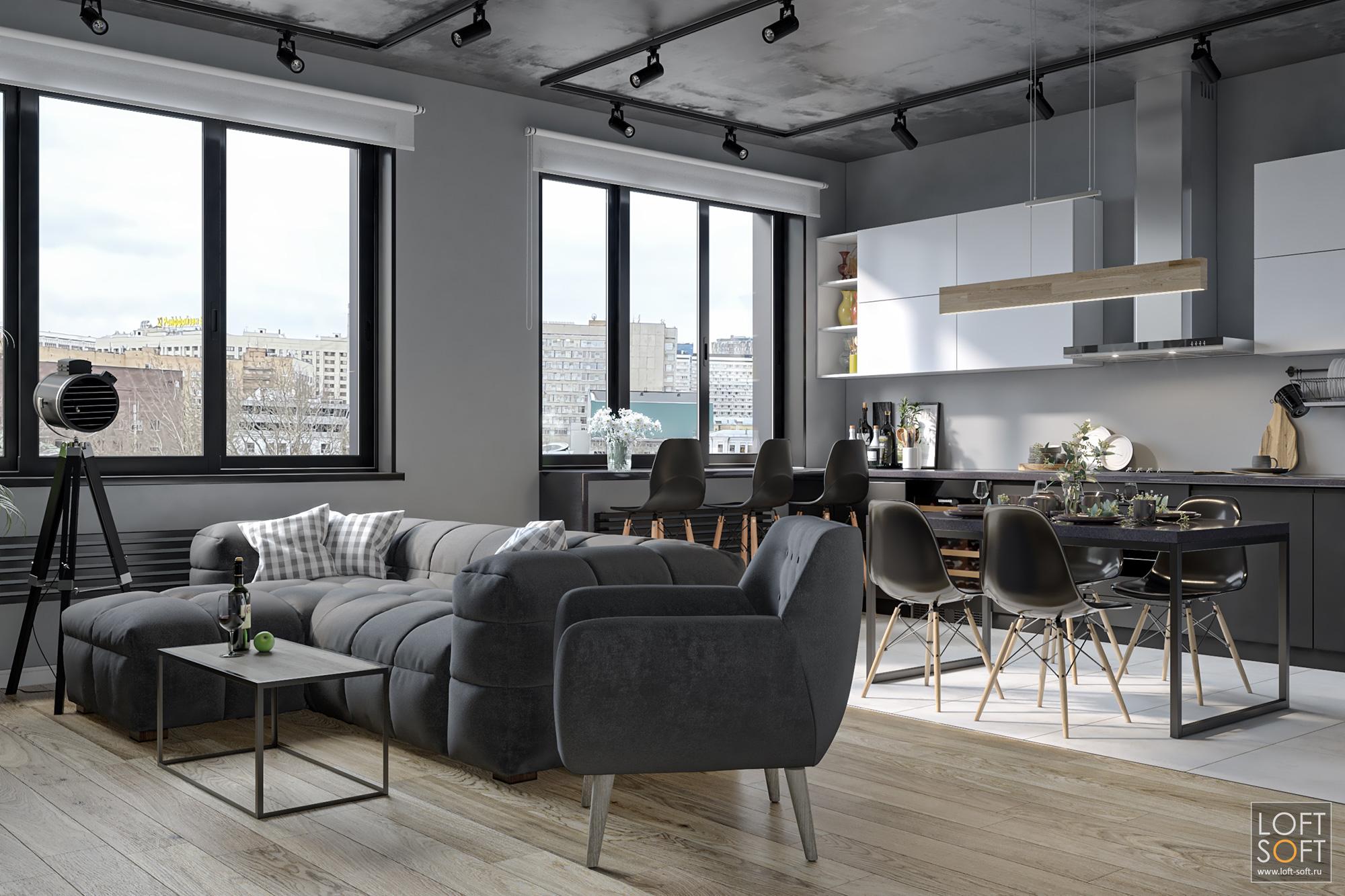 проект для искра парк, дизайн-проект квартиры, интересный дизайн квартиры